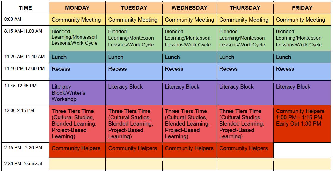 2nd_upper elm daily schedule